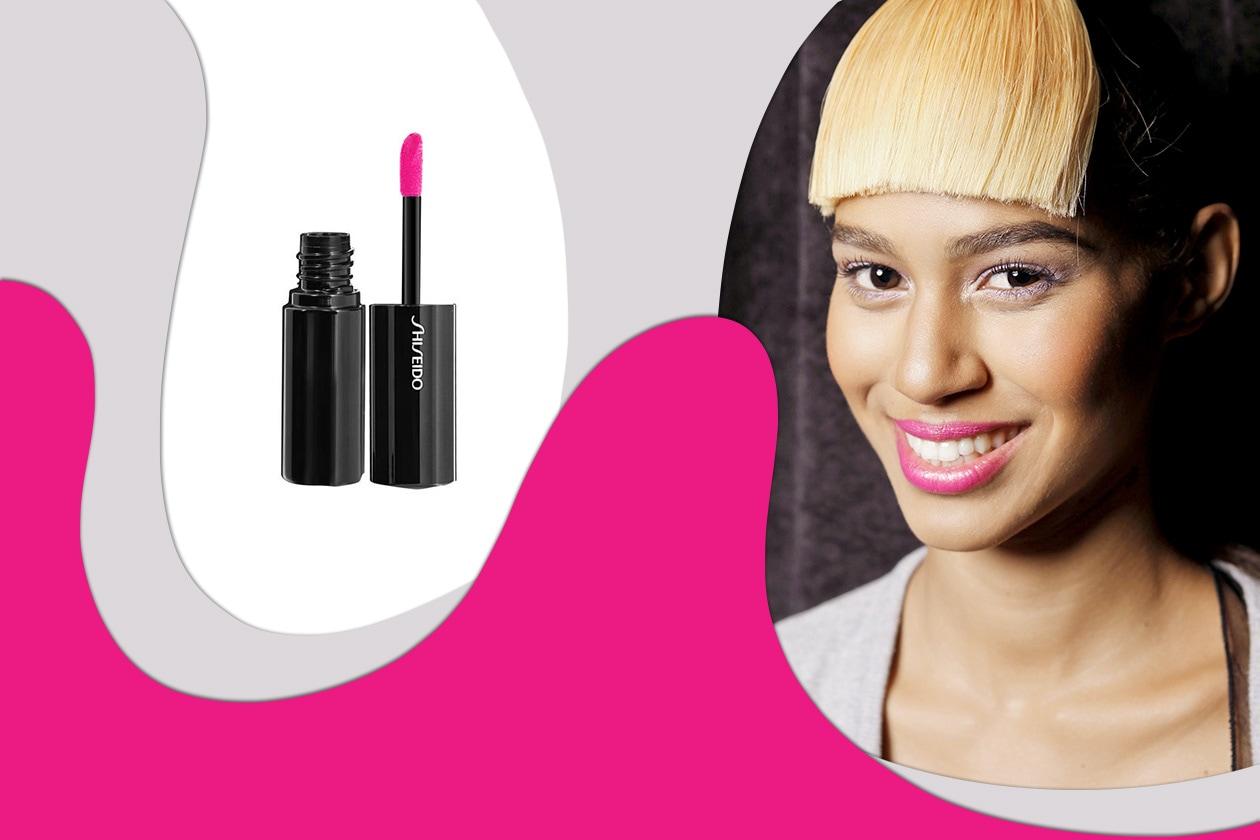 bocca di rosa Fashion Law shiseido laquer rouge disco