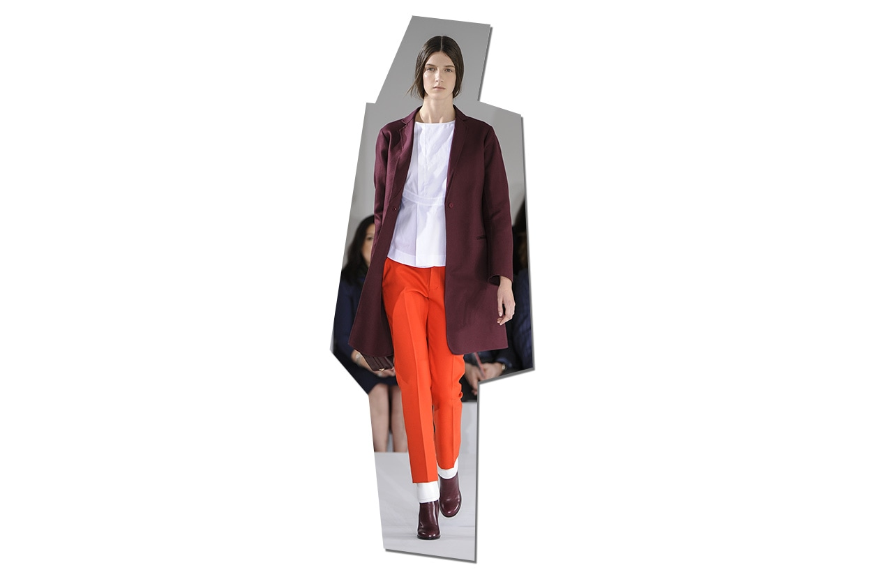 Fashion Top List Suits 018 Summer coat Jil Sander ful S13