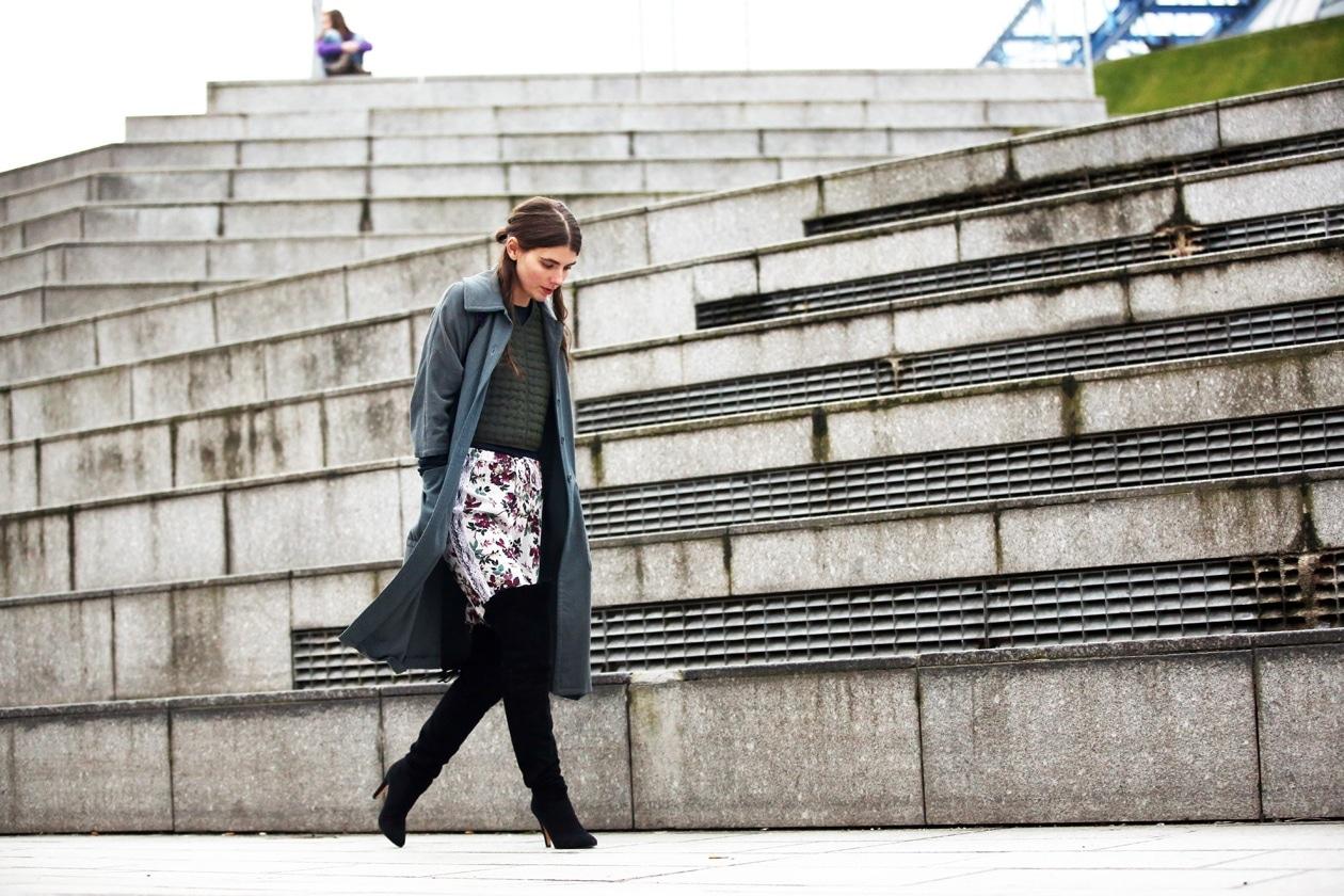 Paris Fashion Week: Street Style del 28 Febbraio
