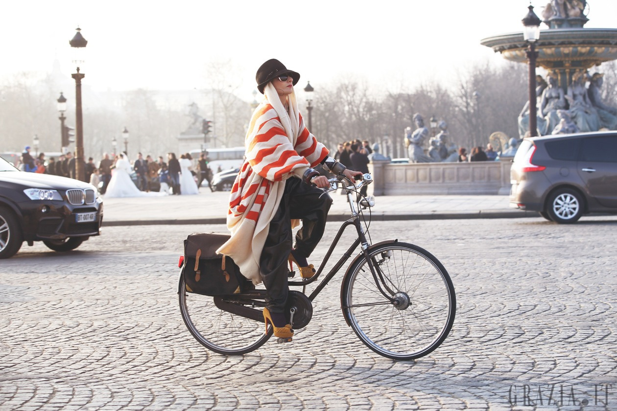 Paris Fashion Week: Street Style del 3 Marzo