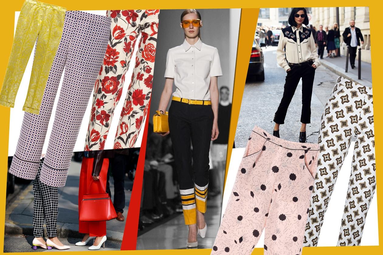 Pantaloni: portateli cropped!