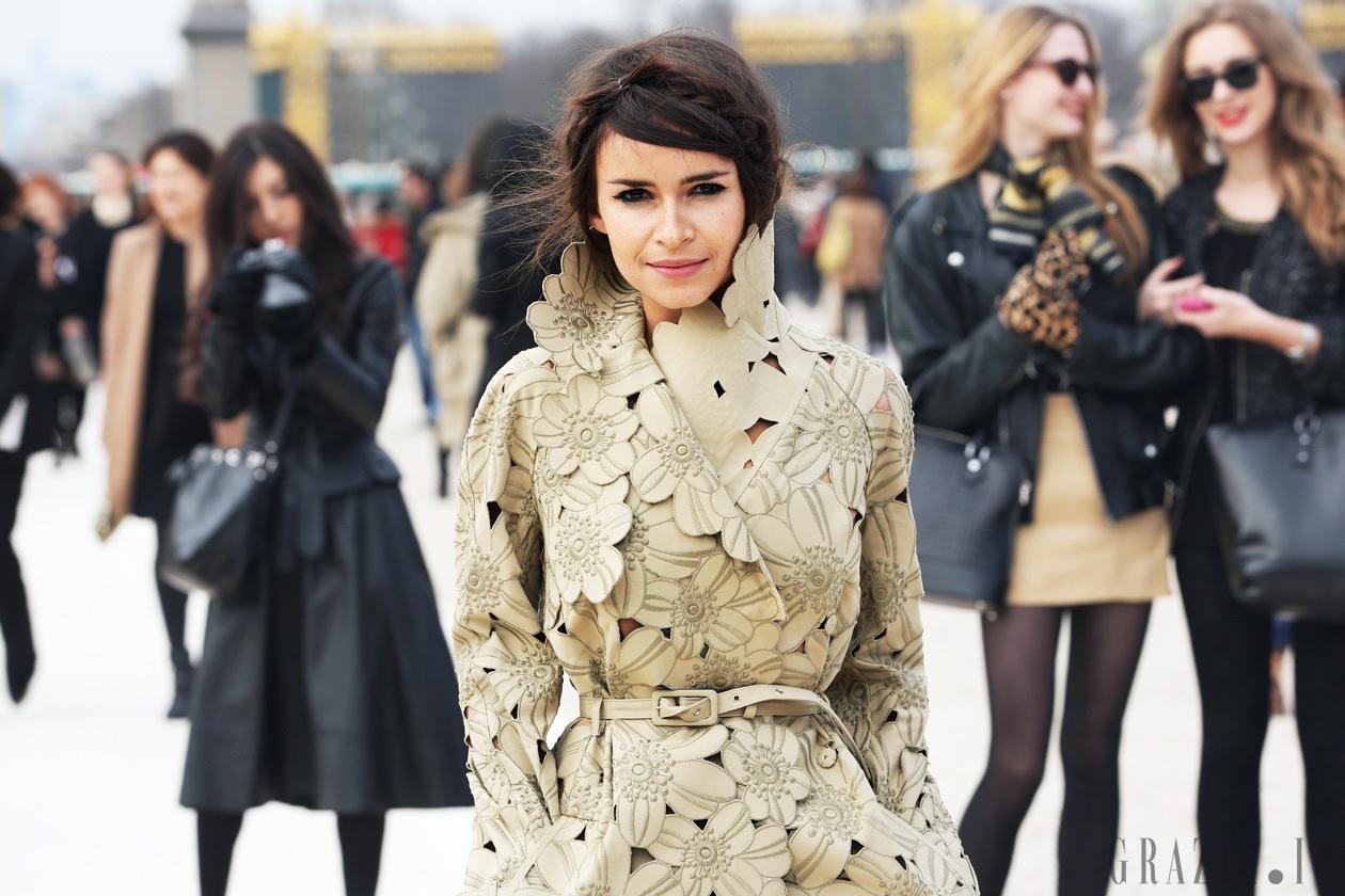 Paris Fashion Week: Street Style del 5 Marzo