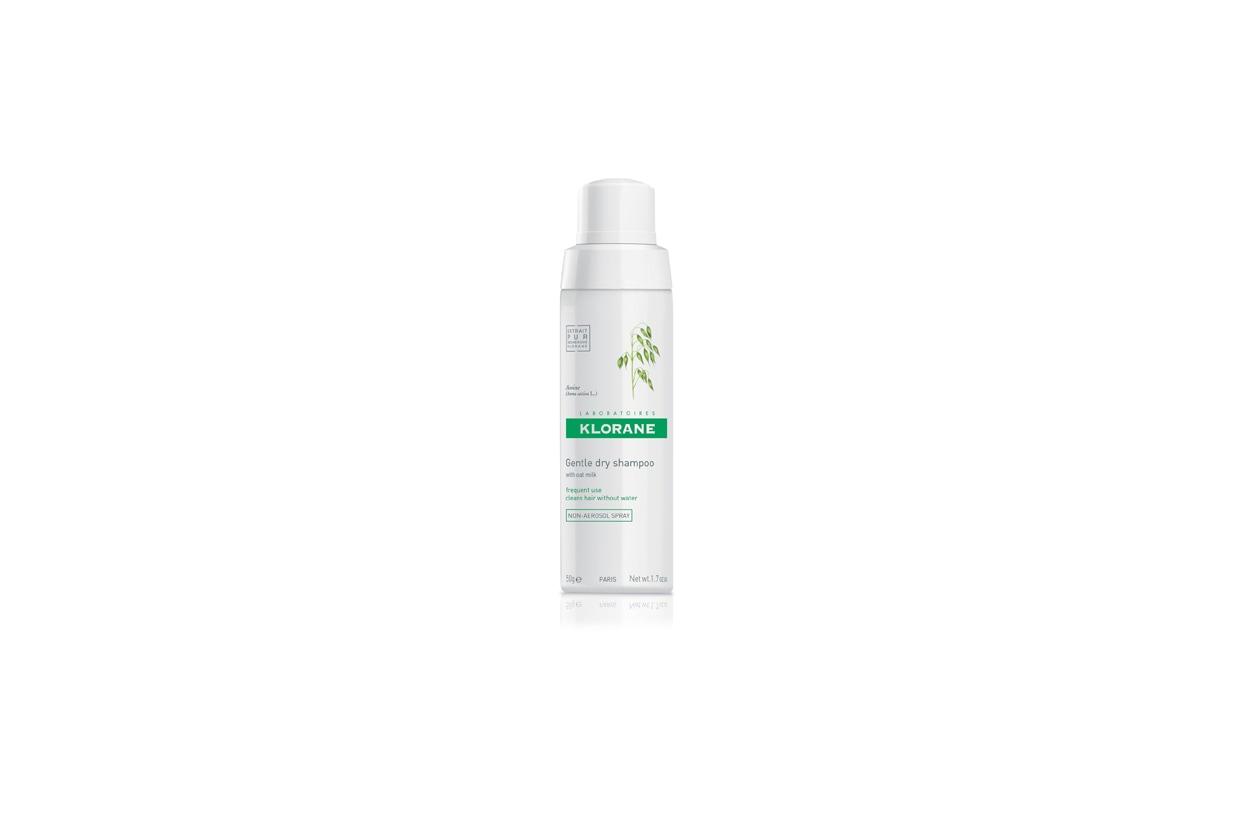 klorane oat dry shampoo eco