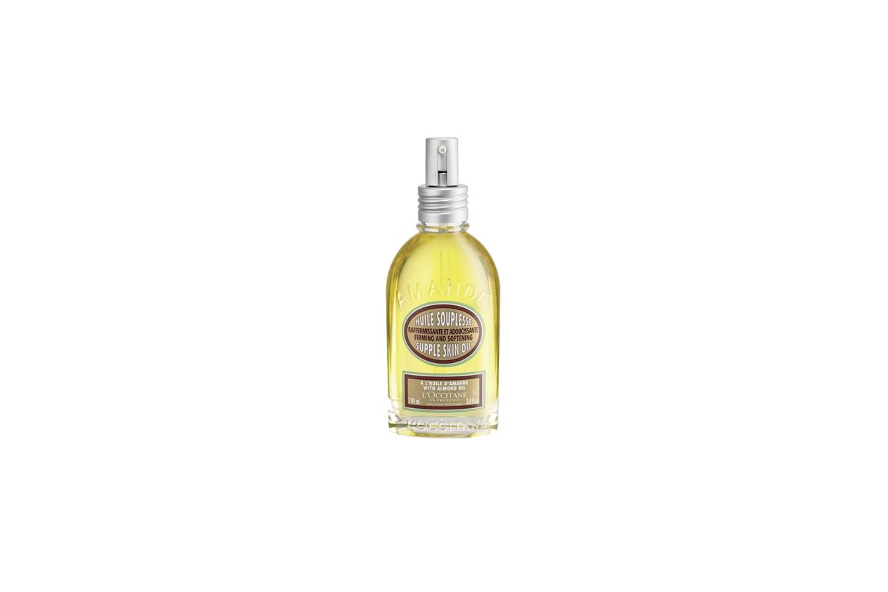 occitane huile souplesse