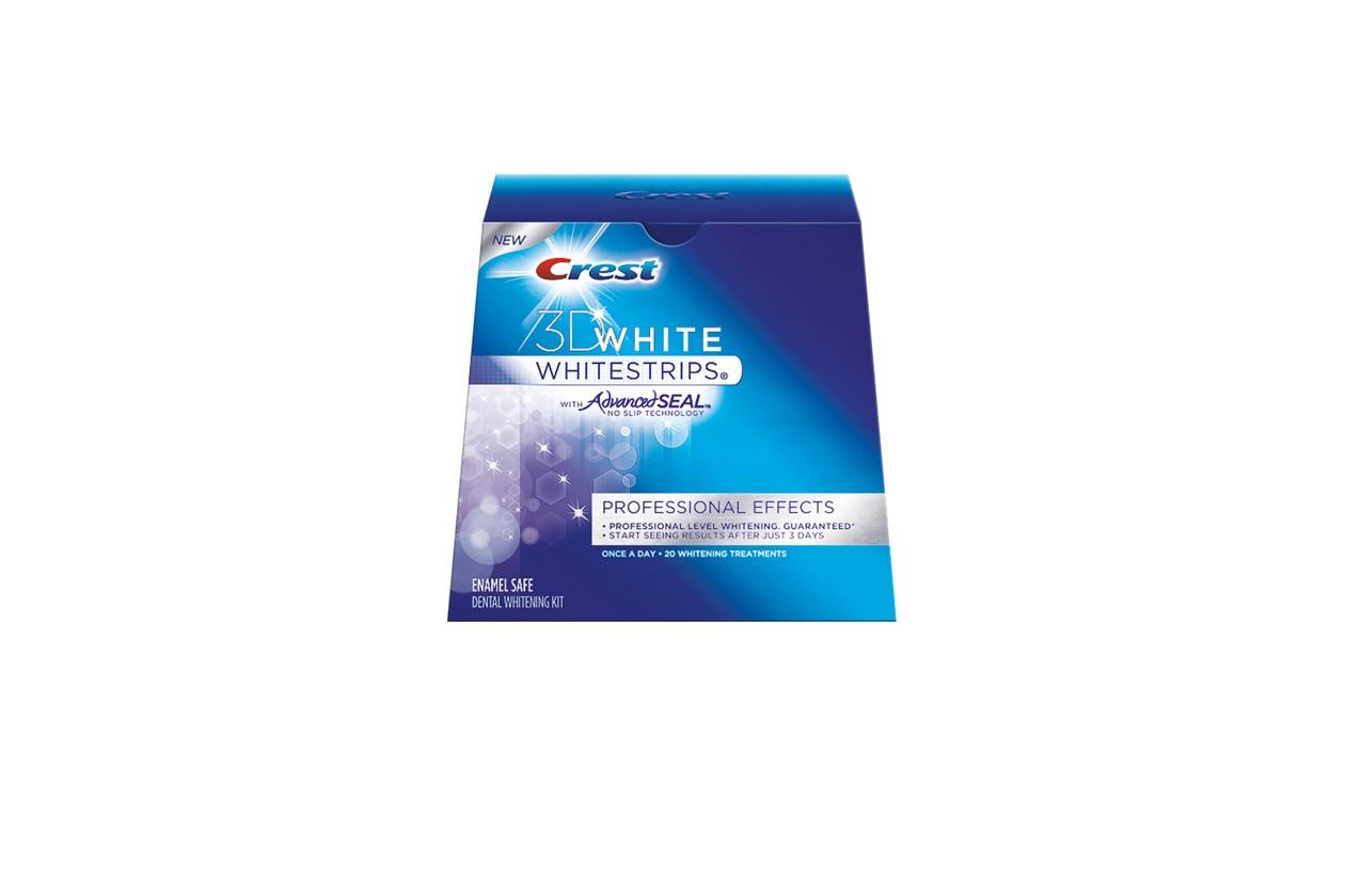 prodotti sbiancamento denti 3D White Whitestrips Professional Effects1