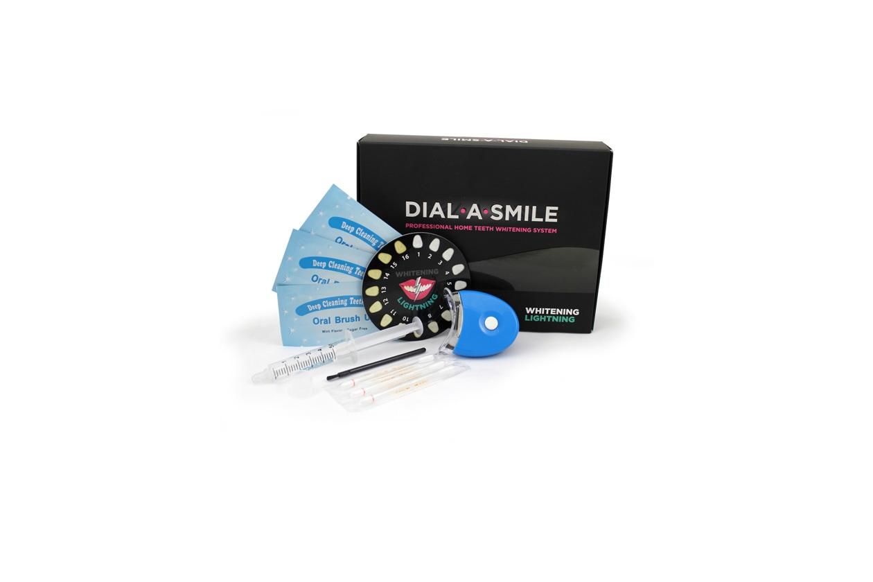 prodotti sbiancamento denti dial a smile 2