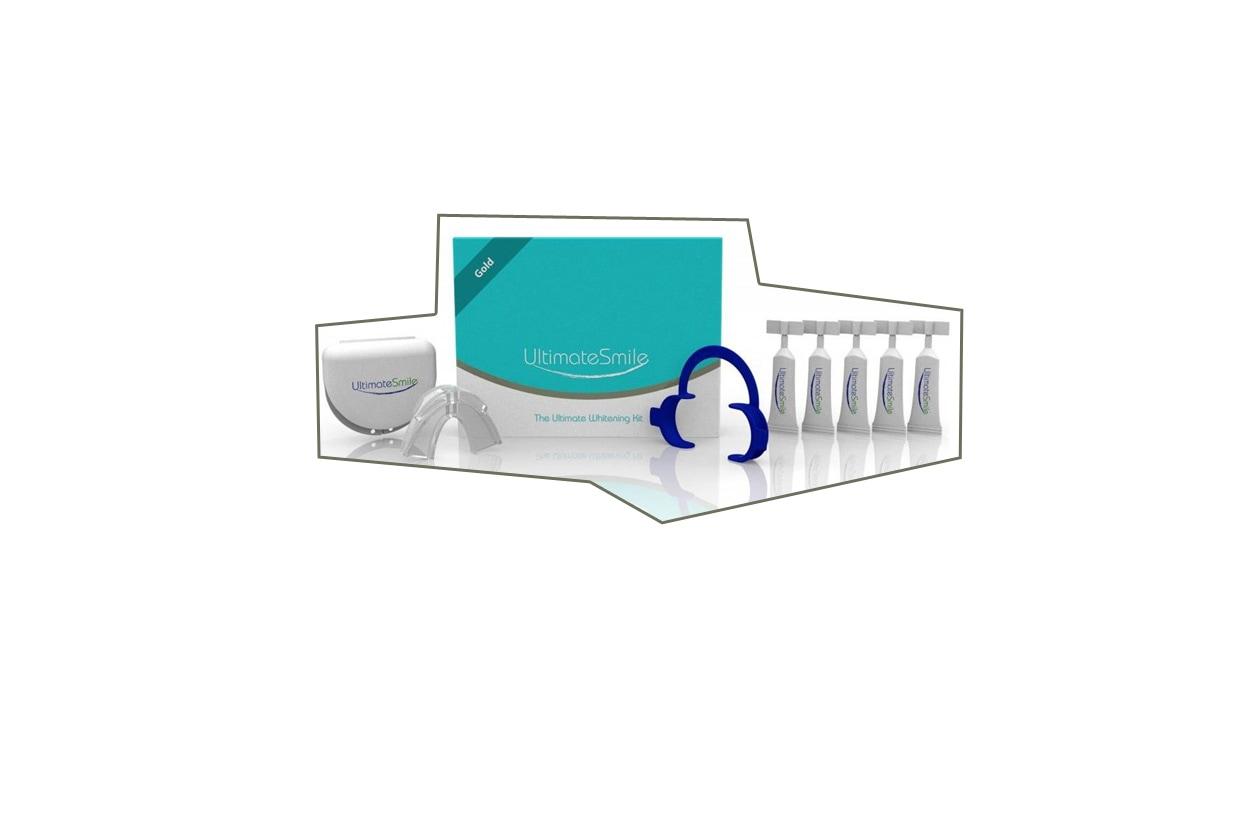 prodotti sbiancamento denti ultimate smile
