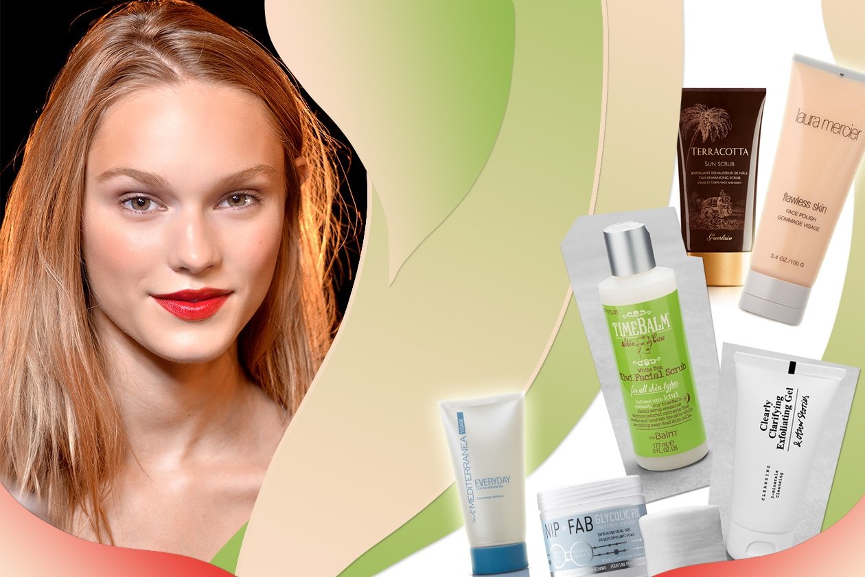00 Beauty Scrub gommage viso Cover collage