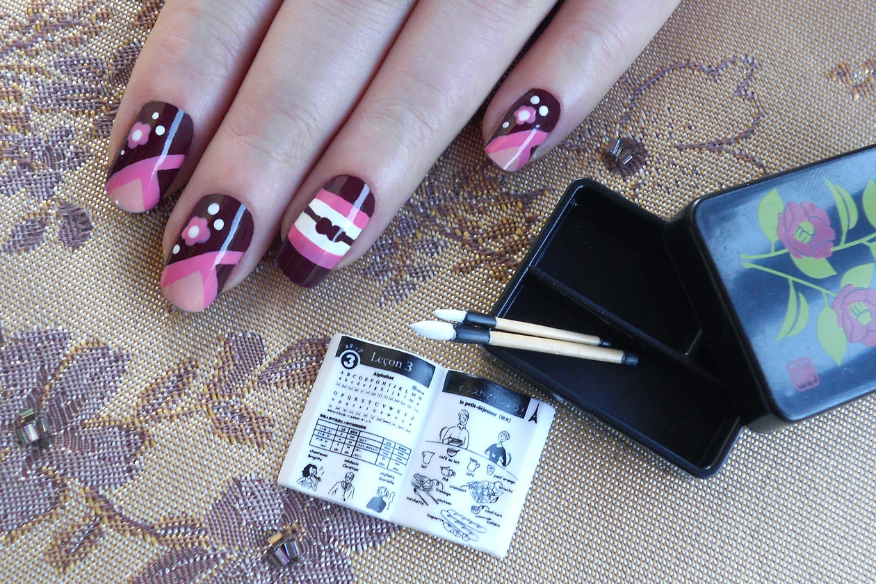 09 KimonoGirl nails