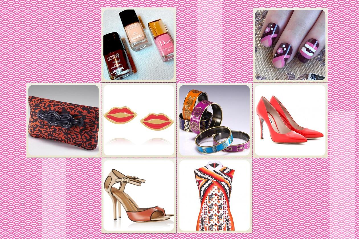Le manicure per la primavera – estate 2013 proposte da Grazia.IT e Nonsolokawaii