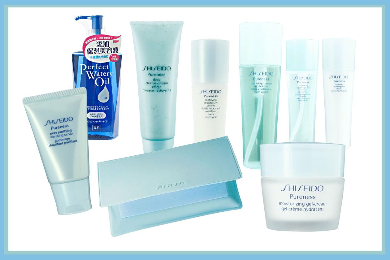 20 shiseido