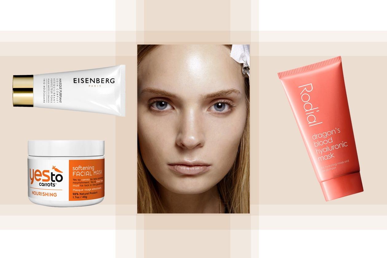 Appuntamento settimanale: una maschera per il viso – Yes To Carrots – Eisenberg – Rodial