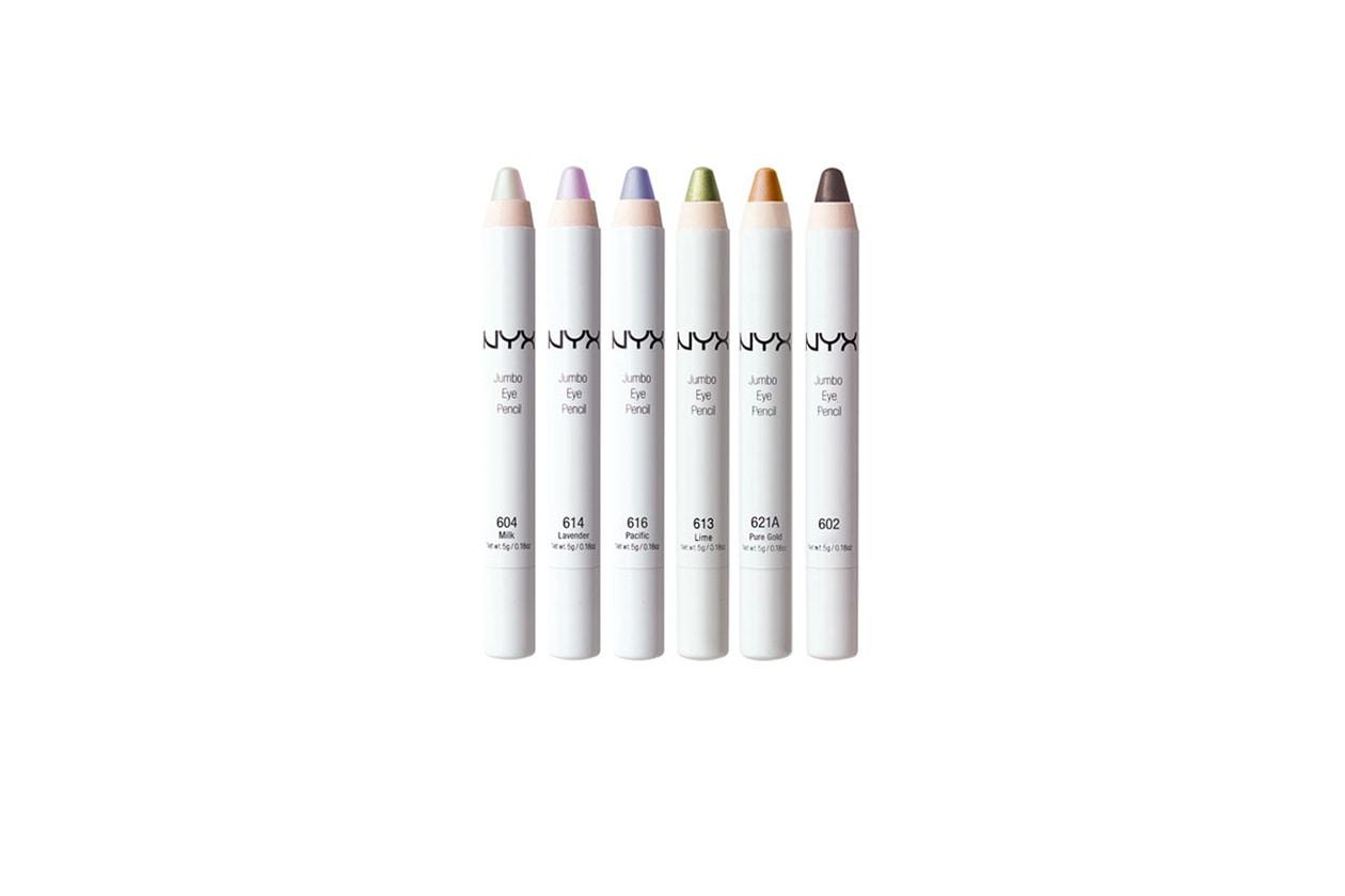 BEAUTY matitoni ombretto nyx jumbo eye pencil
