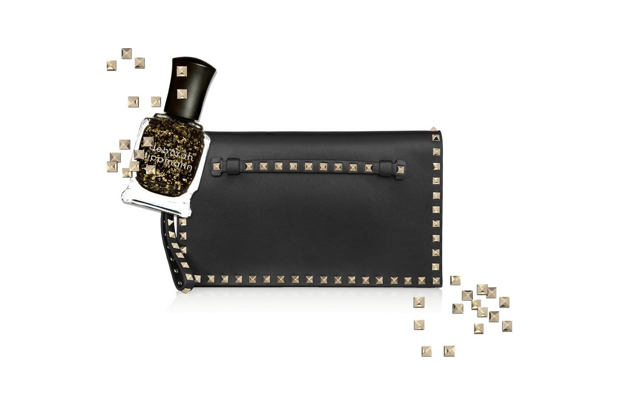 Beauty Clutch e smalti Valentino cleopatra in new york deborah lippmann