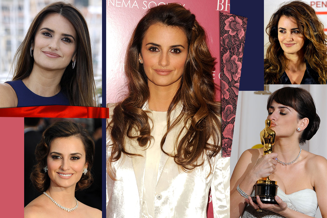 Beauty Penelope Cruz Cover collage