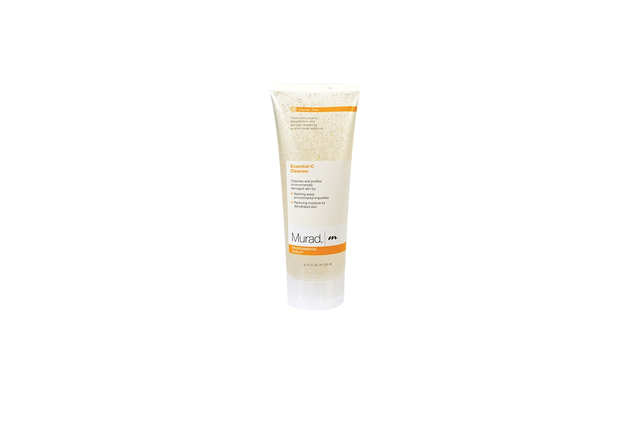 Beauty Scrub gommage viso Essential C Cleanser