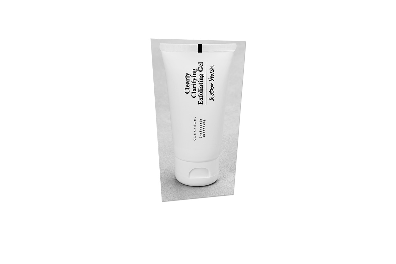 Beauty Scrub gommage viso other stories exfoliating gel