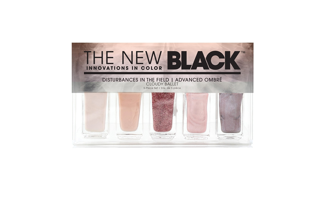 Beauty Smalti Nude The New Black Cloudy Ballet