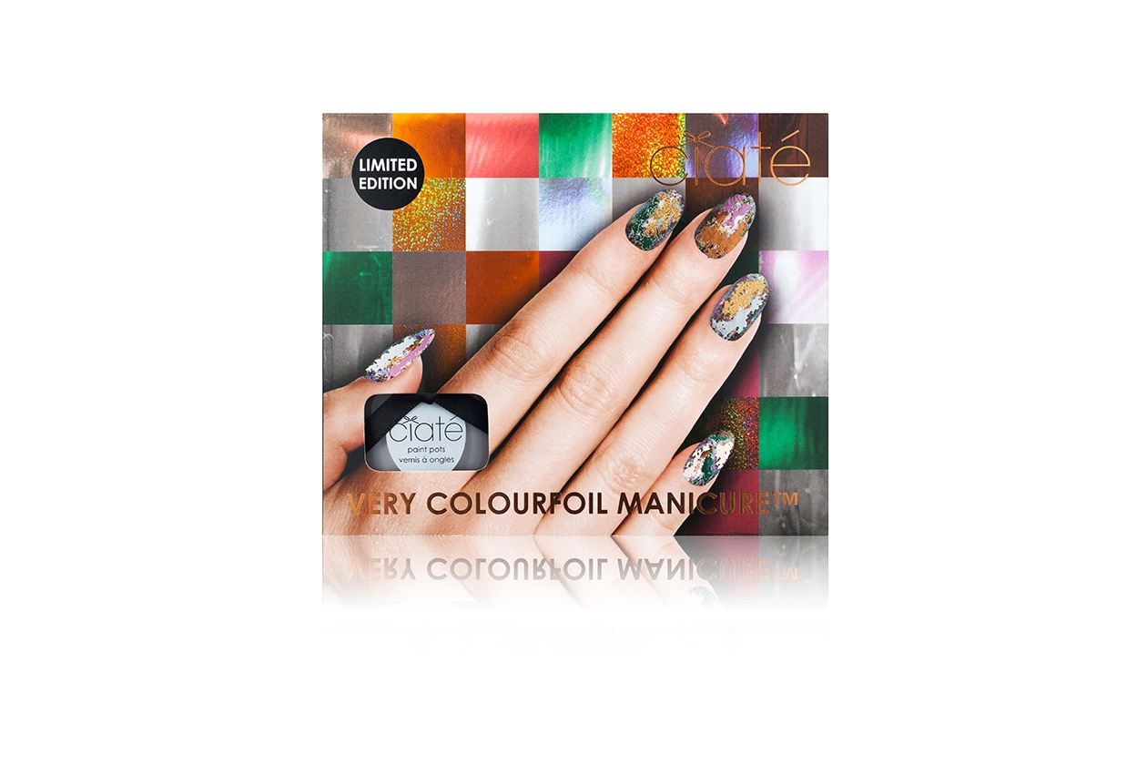 Beauty Smalti effetti speciali Colourfoil Wonderland