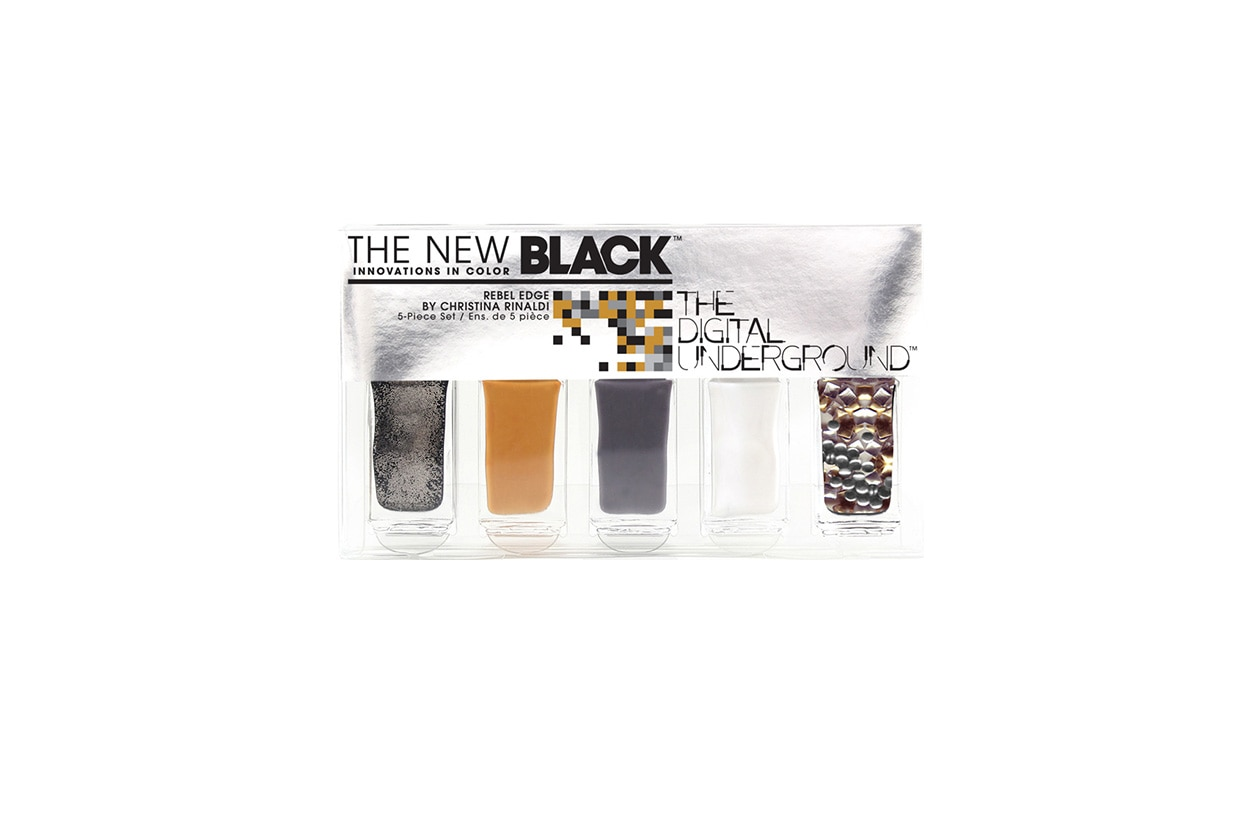 Beauty Smalti effetti speciali The New Black The Digital Undergroud