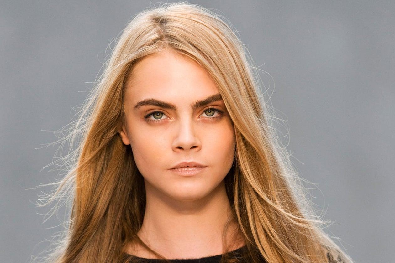 Bold, bold! La modella Cara Delevingne ha contribuito al diffondersi di questa tendenza che rende lo sguardo più aggressivo