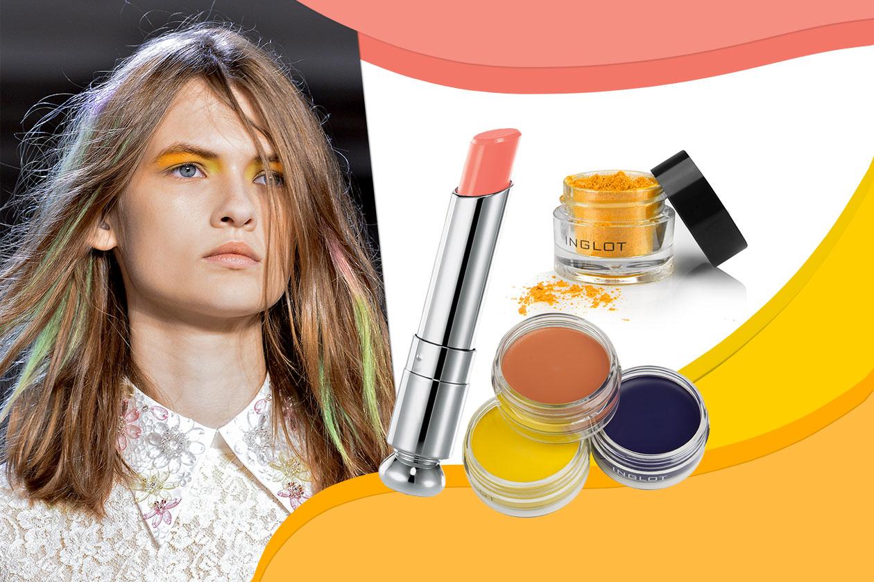 Color block per Peter Som (Dior – Inglot)
