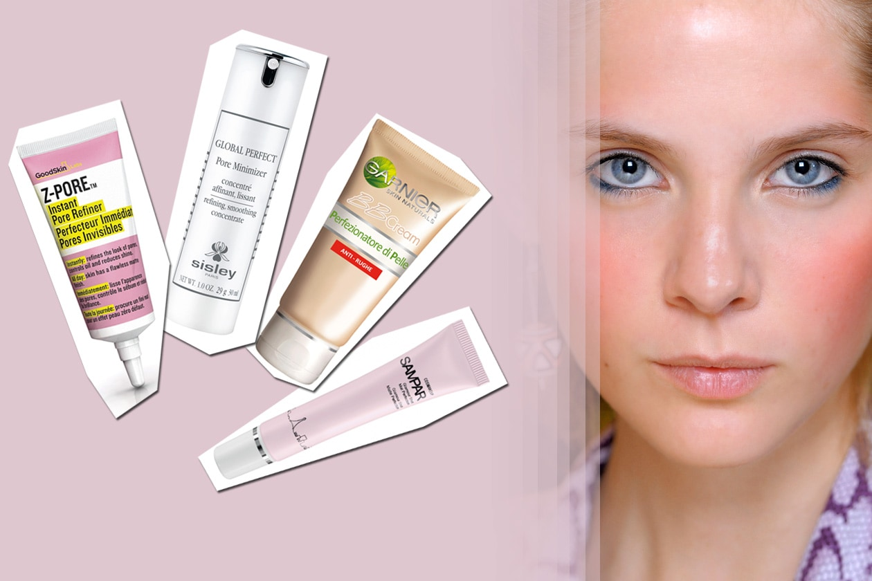 Dite basta alle imperfezioni – Z-Pore  GoodSkin Labs – Pore  Minimizer Sisley Cosmetics  – BB Cream Garnier – Glamour Shot Mat PerfectionSampar