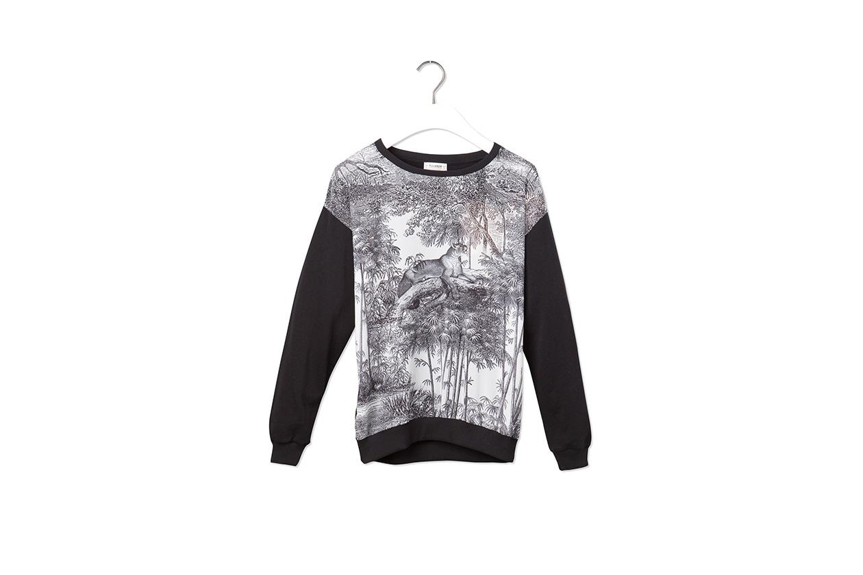 Fashion Felpe pull&bear
