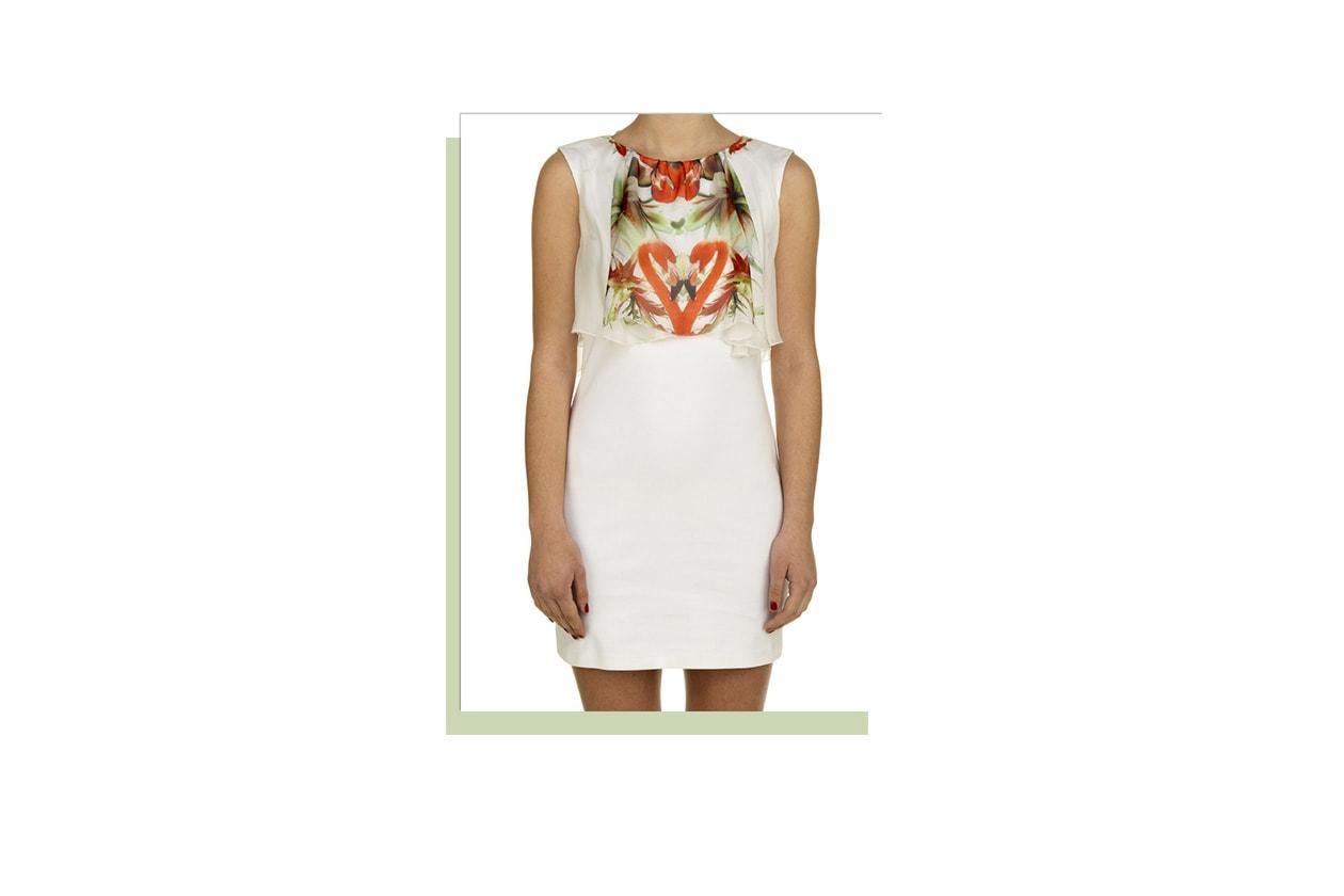 Fashion Toplist California dreaming Il vestito stampa fenicotteri di Maison About Milano