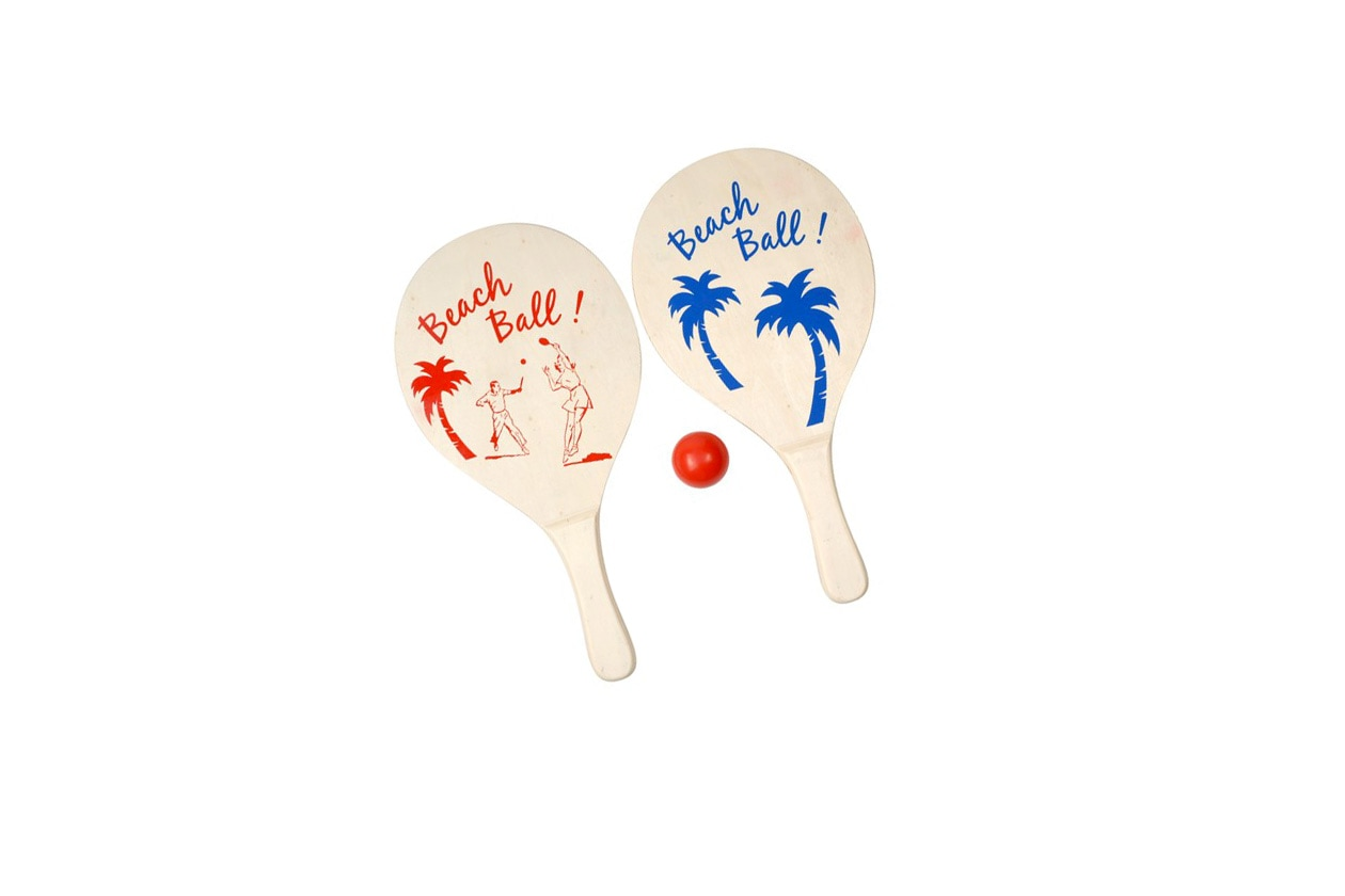 Fashion Toplist California dreaming Set di racchette da ping pong di La chaise longue.fr