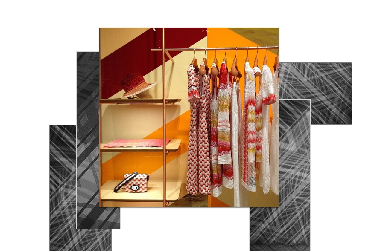 Fashion zigzagging missoni 012
