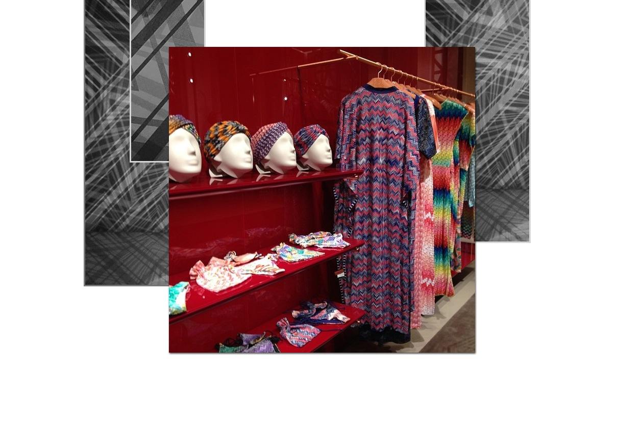 Fashion zigzagging missoni 013