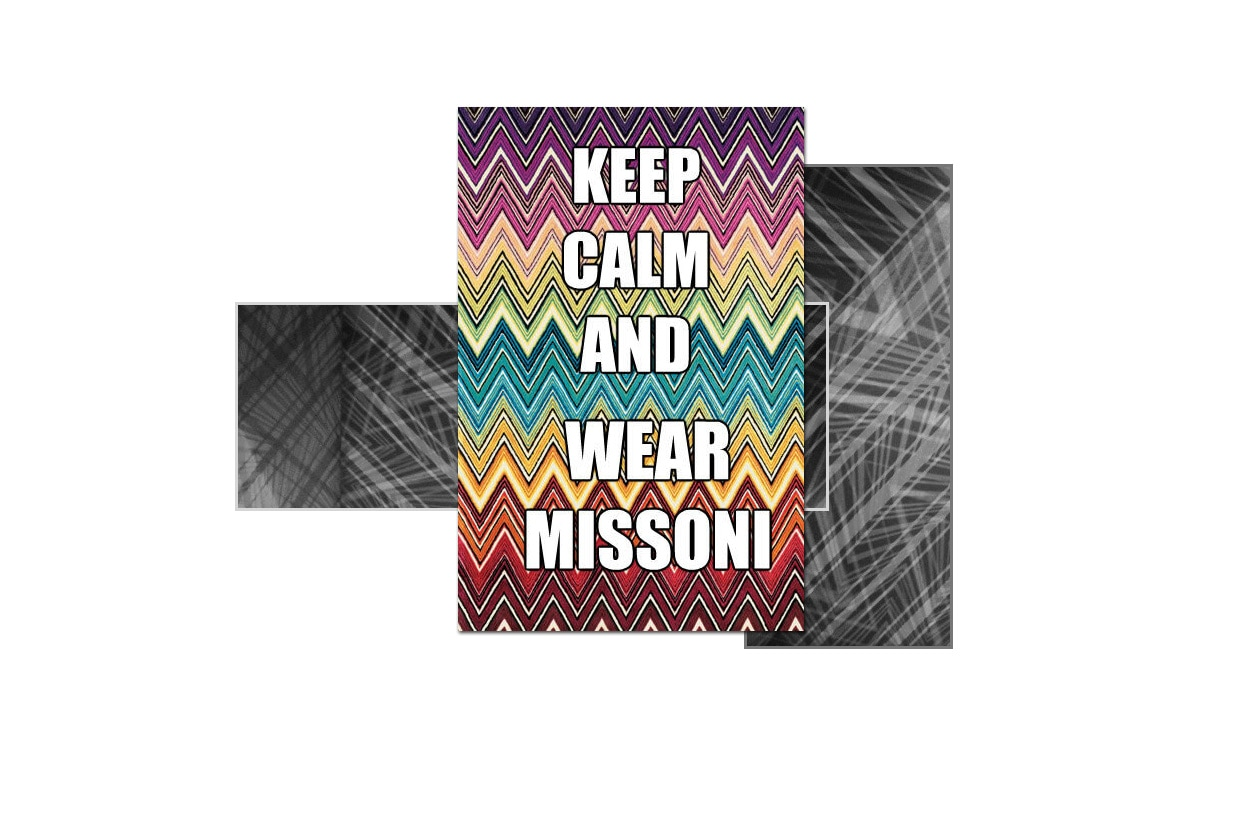 Fashion zigzagging missoni 014
