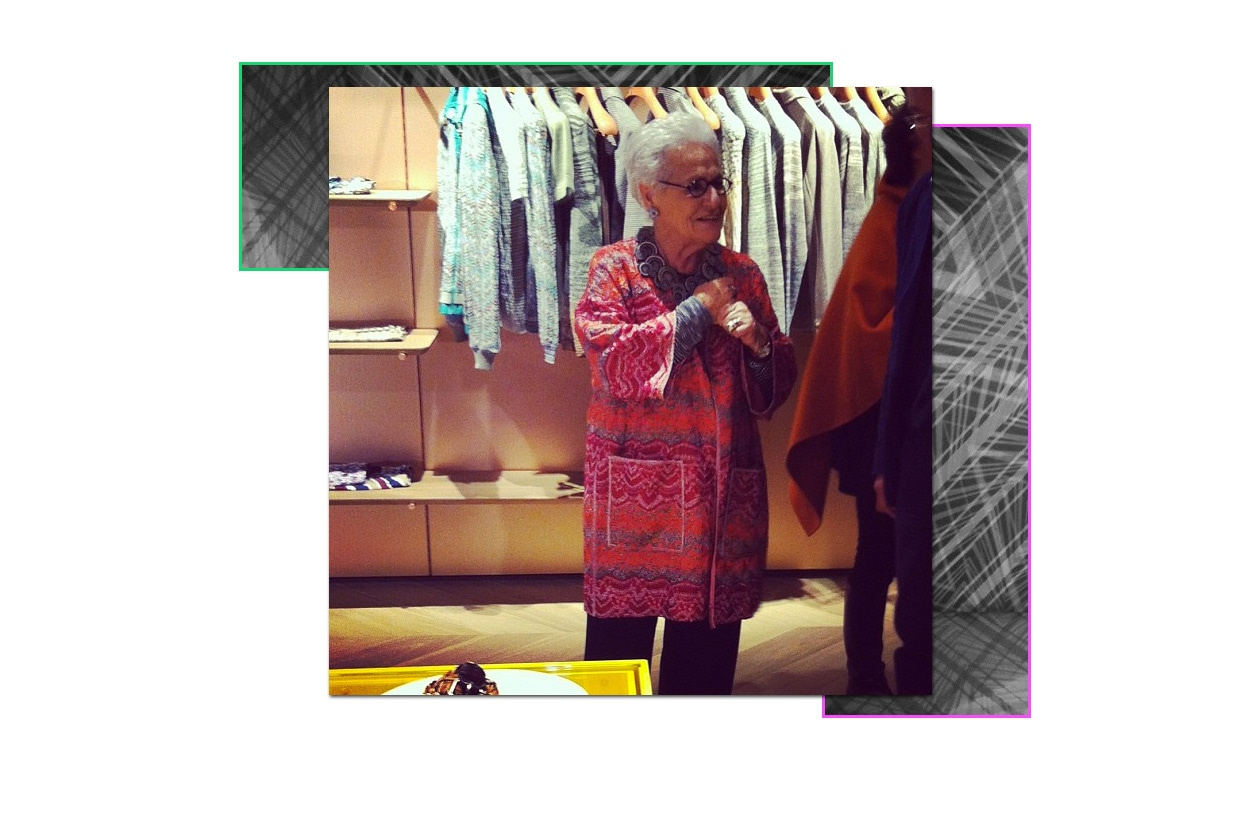 Fashion zigzagging missoni 017