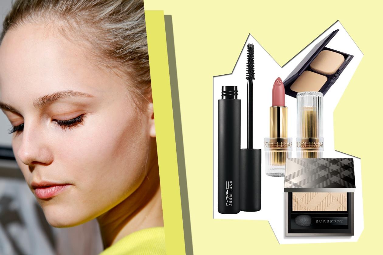 Trucco veloce i segreti per un make up fast beauty grazia