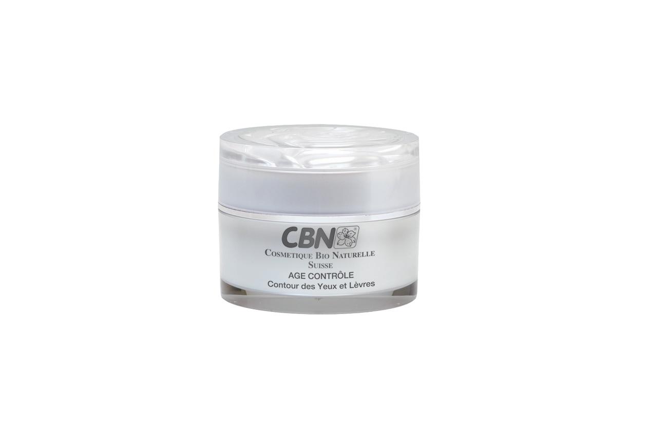 La Age Contrôle Contour Yeux et Lèvres di CBN aumenta la formazione delle fibre di collagene ed è studiata per combattere l'invecchiamento prematuro soprattutto per le pelli devitalizzate