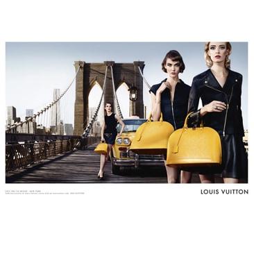 Louis Vuitton svela la nuova campagna per l'Alma bag