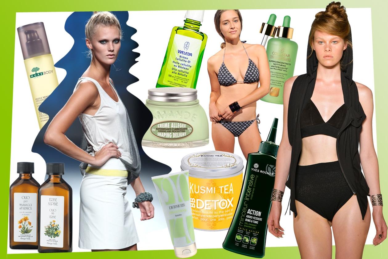 Primavera: è tempo di prendersi cura del proprio corpo, prima di affrontare la prova bikini. Undici step per raggiungere l'obiettivo corpo perfetto