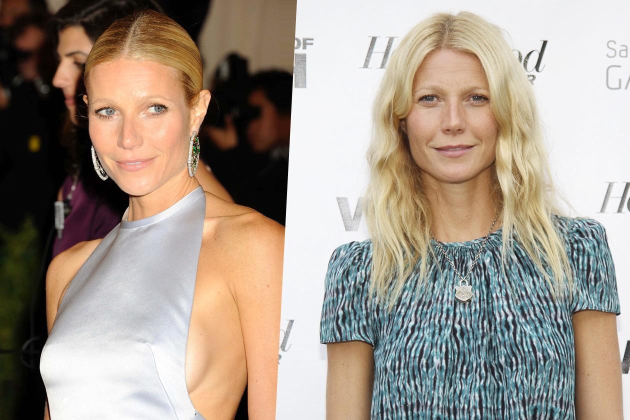 Quaranta anni per Gwyneth Paltrow, ma ne dimostra la metà (2012)