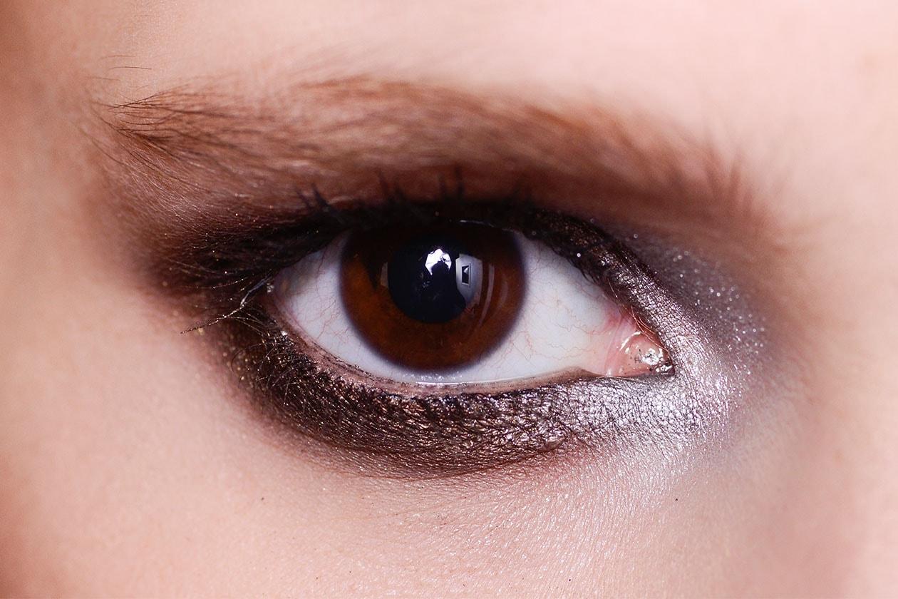 Red eyebrows! (Gianfranco Ferré)