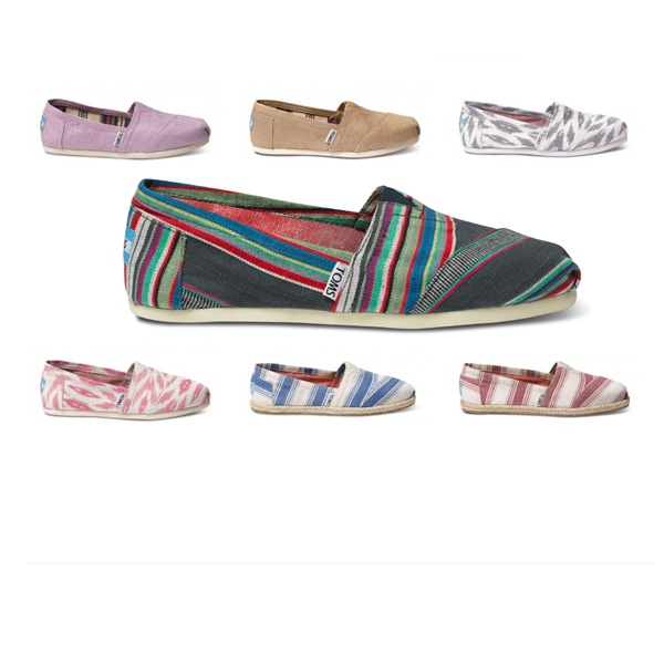 TOMS: One day without shoes