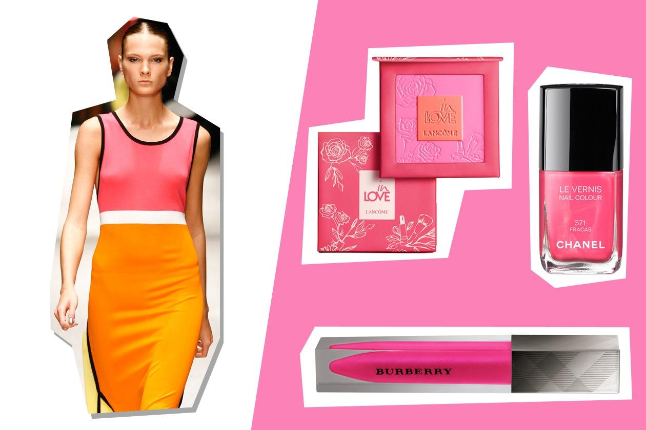 Un romantico essenziale per Laura Biagiotti (Chanel – Burberry Beauty – Lancôme)