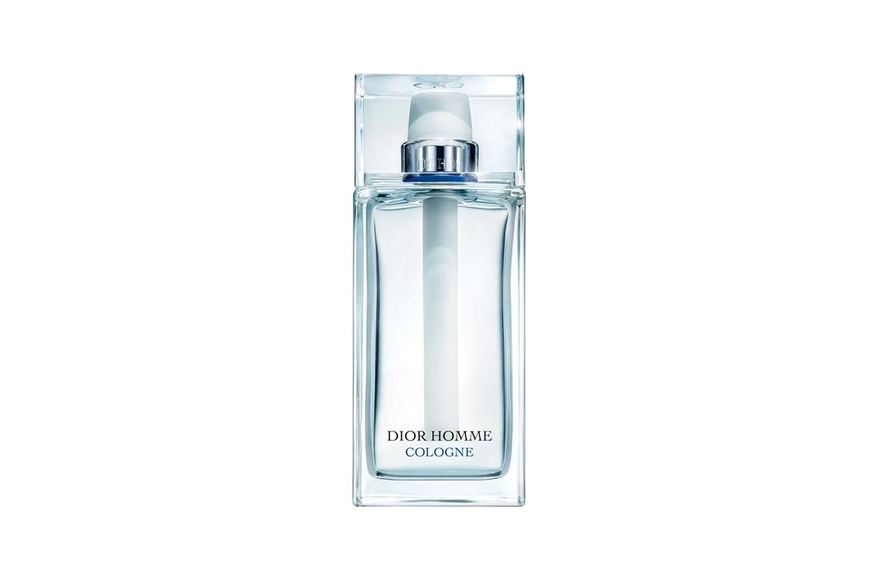 Una rivisitazione di Cologne con lo stile moderno di Dior Homme: il risultato è una fragranza freschissima