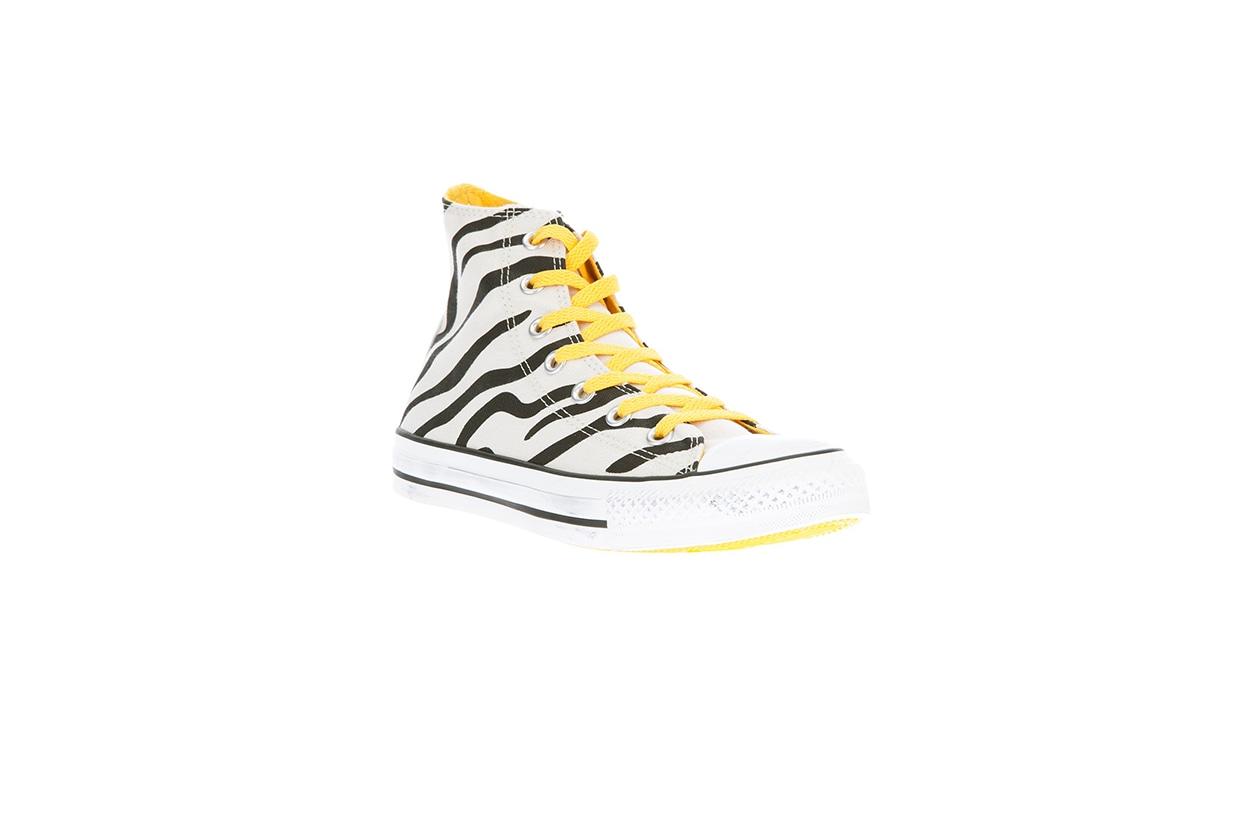 Sneaker Converse zebrato