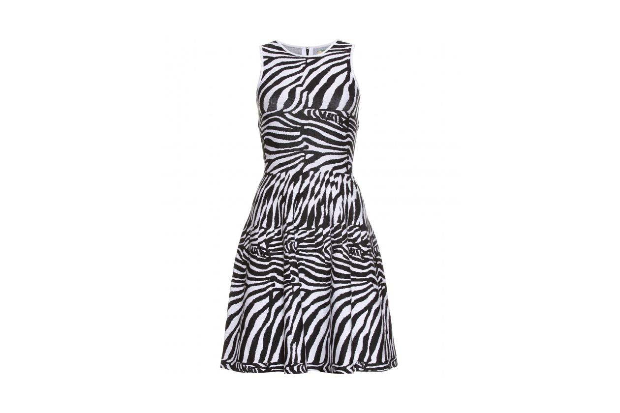 abito issa zebrato