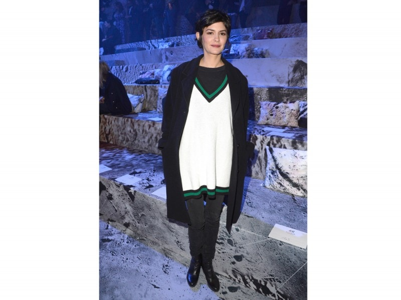 audrey tautou in hm getty