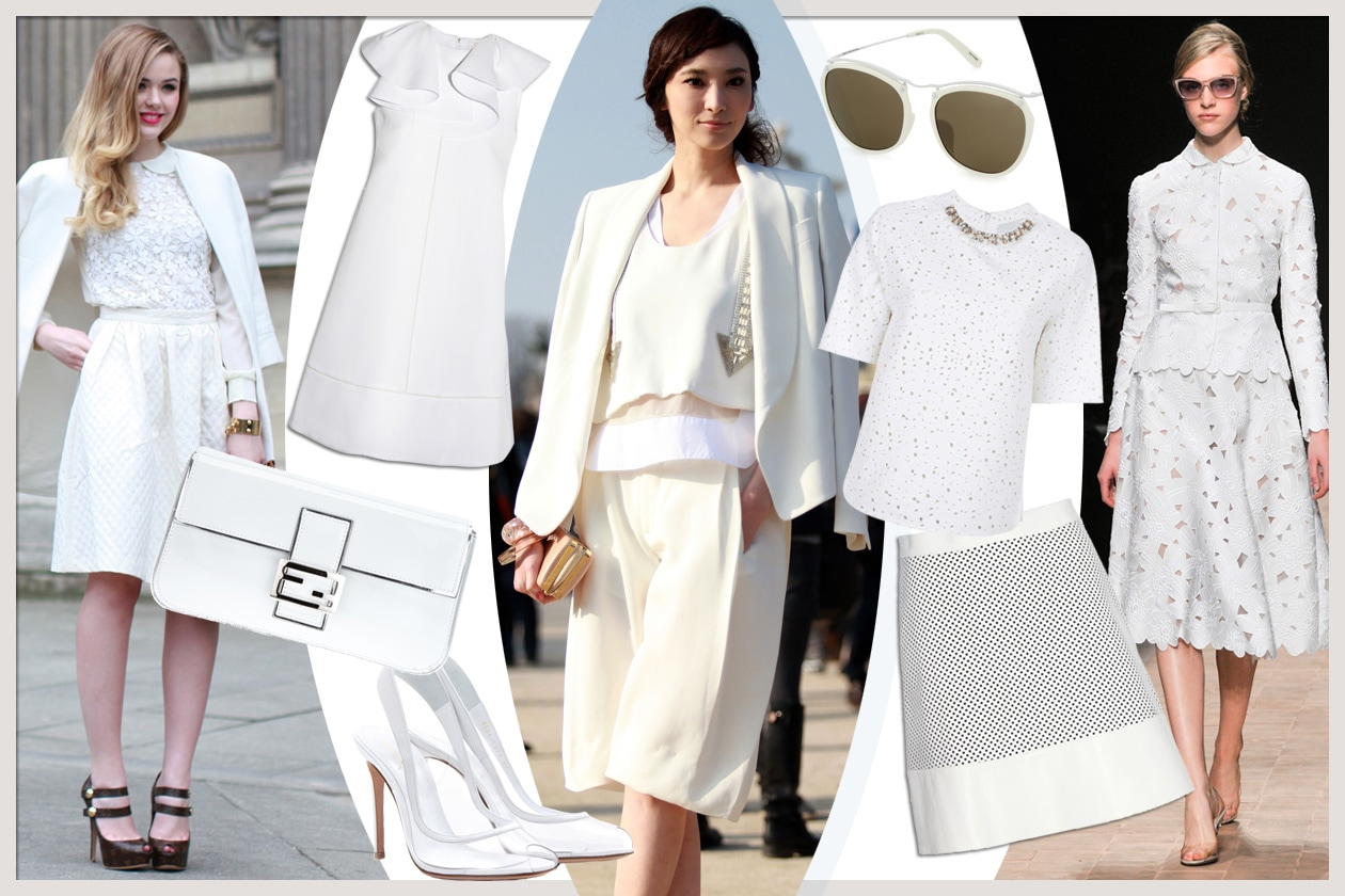 COVER white issue bianco