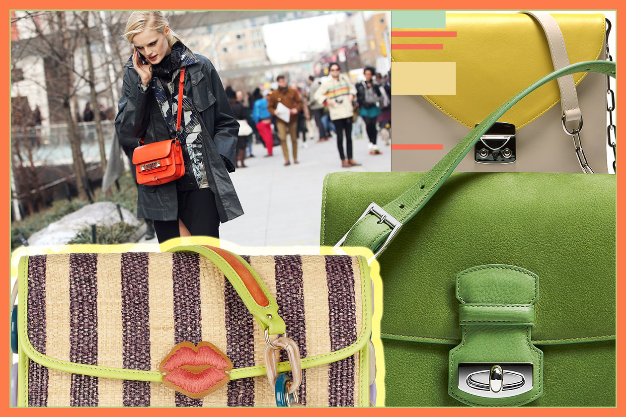 borse da street style Tracolla 00 Collage