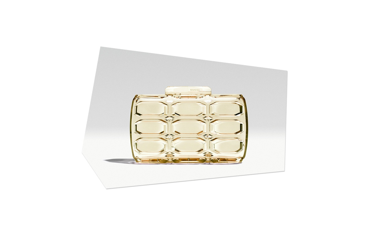 borse da street style Trasparente 03 Gucci