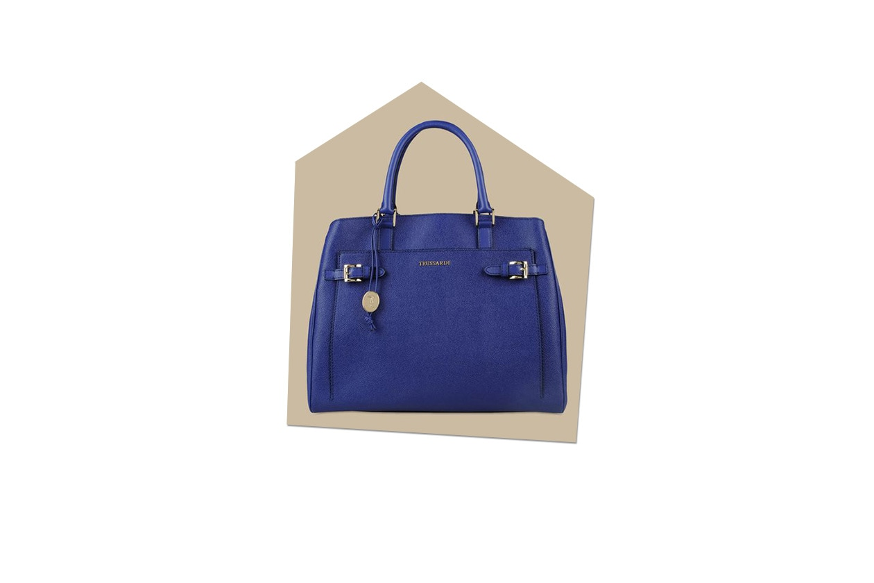 borse da street style handbag 01 buckles Trussardi